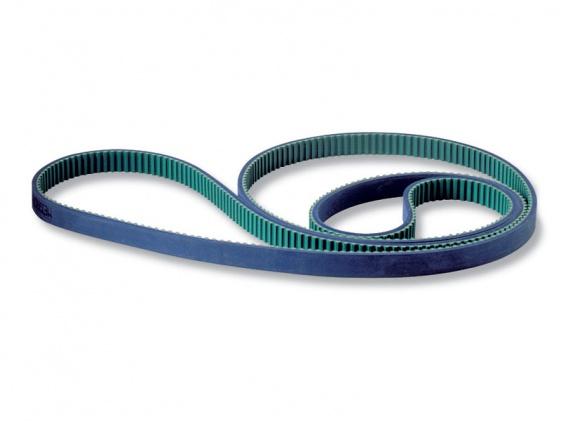 Remeň NFT a povrchová úprava guma