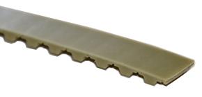 Polyuretanové ozubené remene