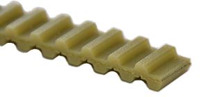 Polyuretánové ozubené remene obojstranné